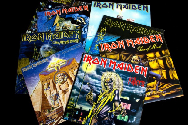 Iron Maiden w Tesco