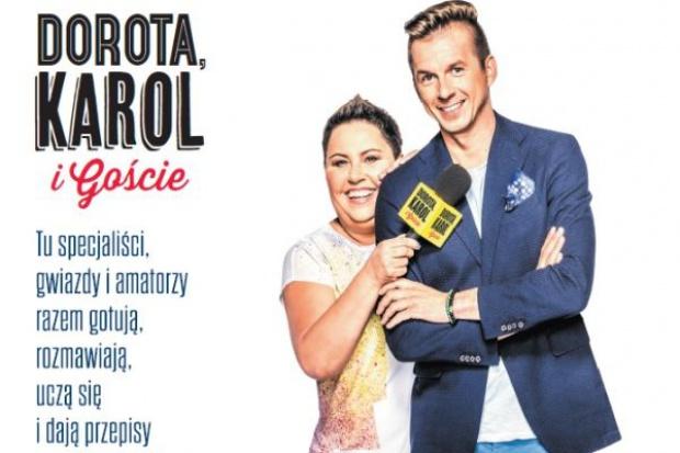 Nie tylko Dorota Wellman i Karol Okrasa, ale także Stefano Terrazzino, Elizabeth Duda i Theofilos Vafidis w reklamie Lidla