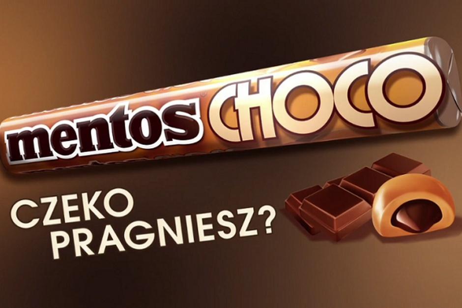 Nowy wariant cukierków Mentos wsparty kampanią