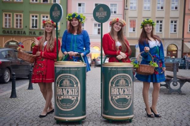 Akcja samplingowa nowego piwa w portfolio Grupy Żywiec
