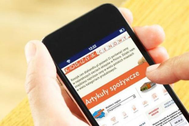 Koszyk cen: E-sklepy schodzą z cenami poniżej pułapu oferowanego przez ich stacjonarne odpowiedniki