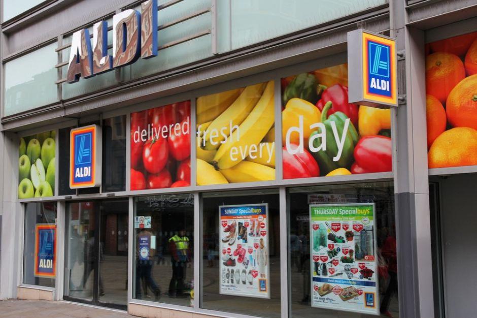 Aldi rusza ze sklepem internetowym w Wielkiej Brytanii