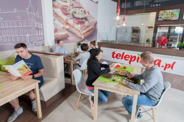 Telepizza z najwyższą sprzedażą od czterech lat