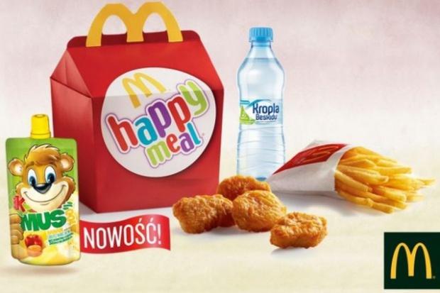 Maspex dostawcą sieci McDonald's