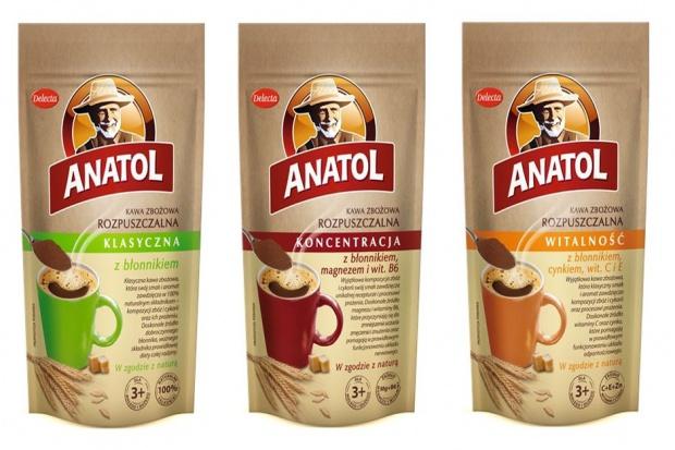 Delecta wspiera sprzedaż kawy Anatol