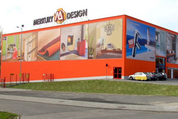 Merkury Market przejmuje sklepy Baumax w Czechach