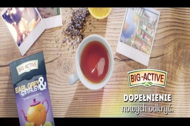 Marka Big-Active stawia na obecnośc w telewizji i mediach społecznościowych