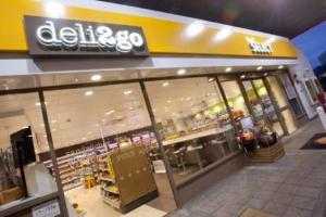 Shell w nowym koncepcie sklepu na stacji przewidział piwniczkę z piwami