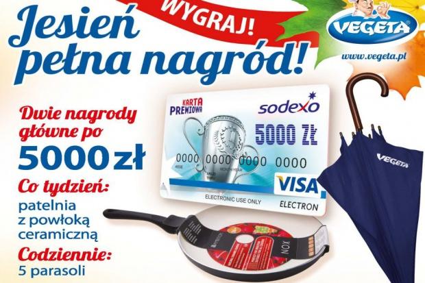 Vegeta z konkursem dla konsumentów