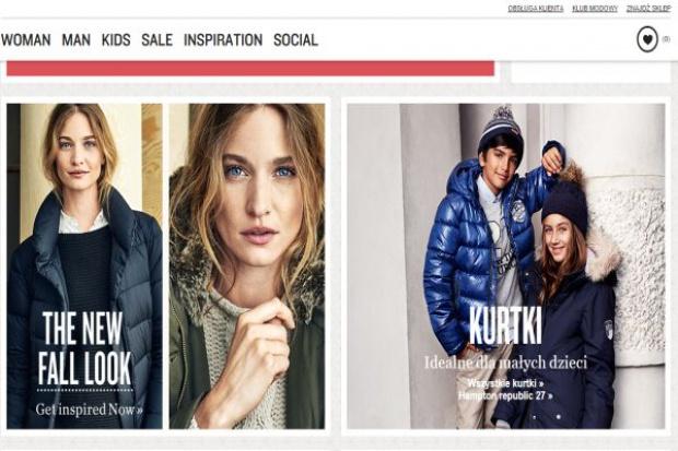 KappAhl rusza ze sprzedażą internetową, by odwrócić spadki sprzedaży