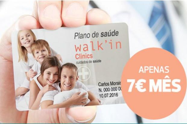 Główny akcjonariusz Jeronimo Martins chce uruchomić w Polsce sieć klinik Walk'in Clinics