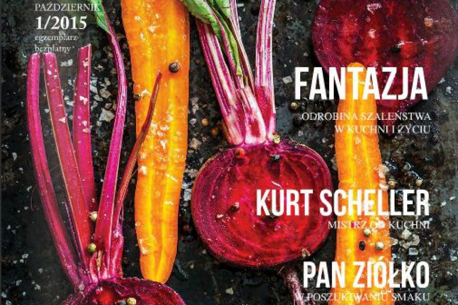 Frisco.pl wydaje drukowany magazyn, który będzie rozdawany w kawiarniach i restauracjach