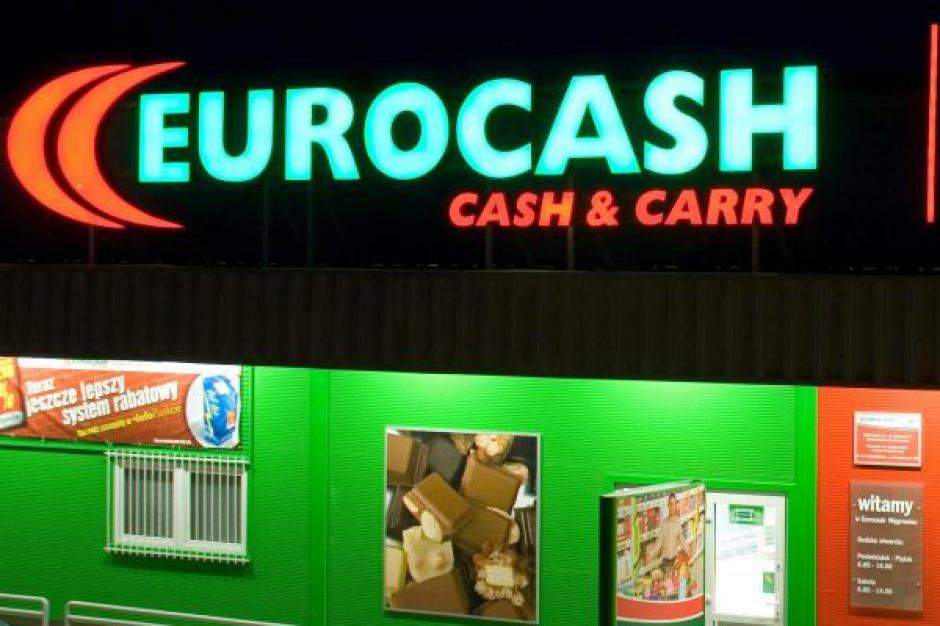 Eurocash postuluje, by podatek obrotowy objął sklepy od 400 mkw.
