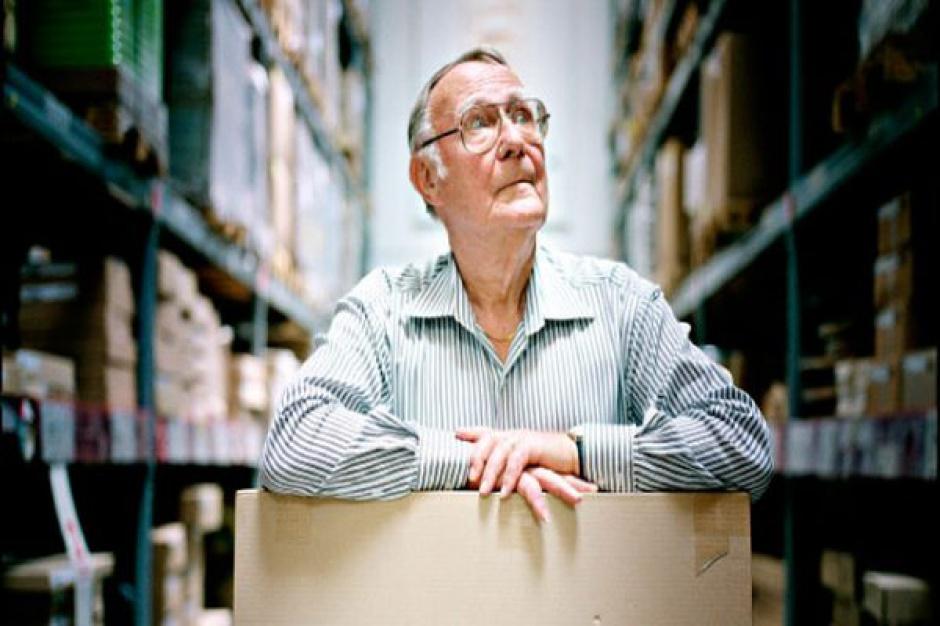 Założyciel Ikei zapłacił 6 mln koron podatku
