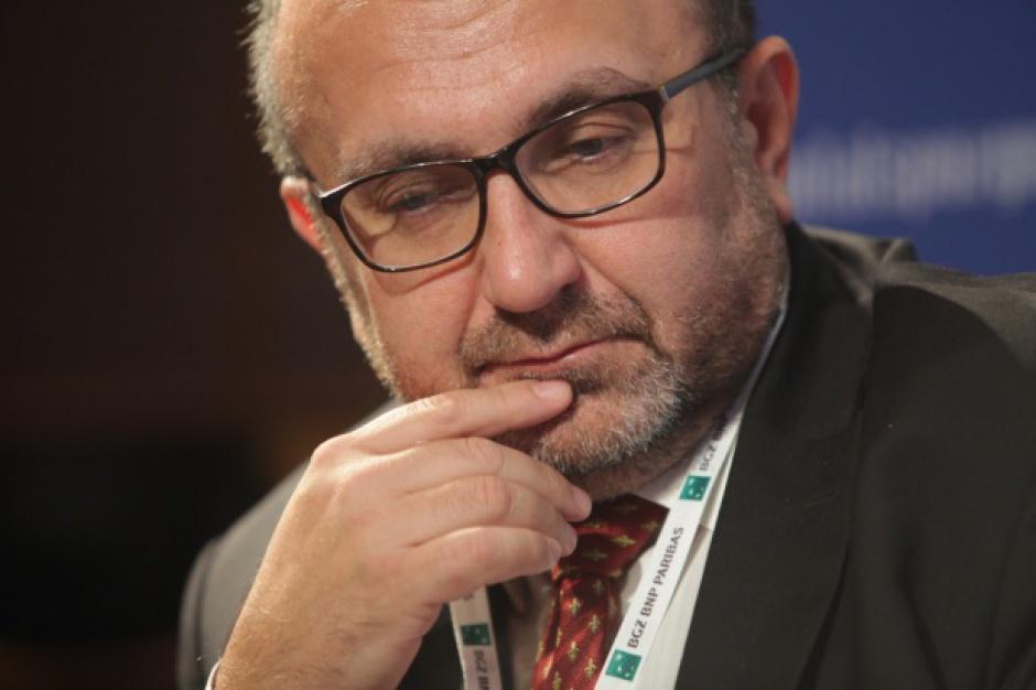 Andrzej Gantner na VIII FRSiH: Podatek od sieci może uderzyć w dostawców i konsumentów