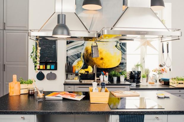 Ikea uruchamia kuchnię w centrum Warszawy. Produkty do gotowania może dostarczyć Frisco