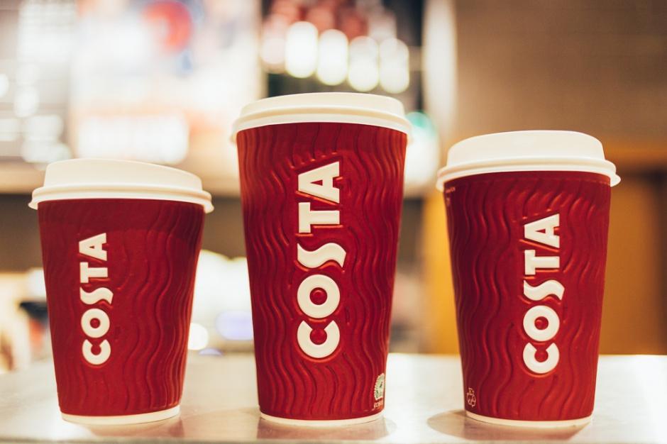 Costa Coffee do końca roku otworzy 15 kawiarni