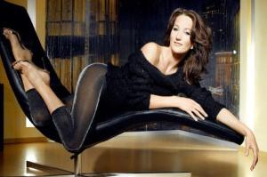 Justyna Steczkowska ponownie w kampanii marki Gatta
