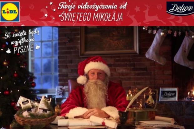Sieci promują świąteczne zakupy. Lidl i Tesco wydają na reklamę po 8 mln zł tygodniowo