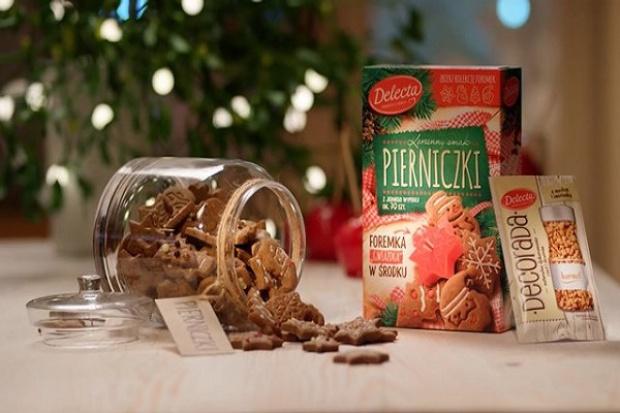 Świąteczna kampania marki Delecta
