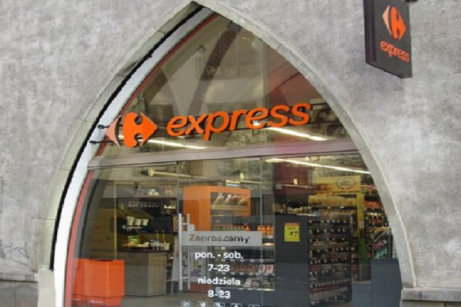 Do końca roku będzie działać blisko 10 sklepów ajencyjnych Carrefour Express convenience