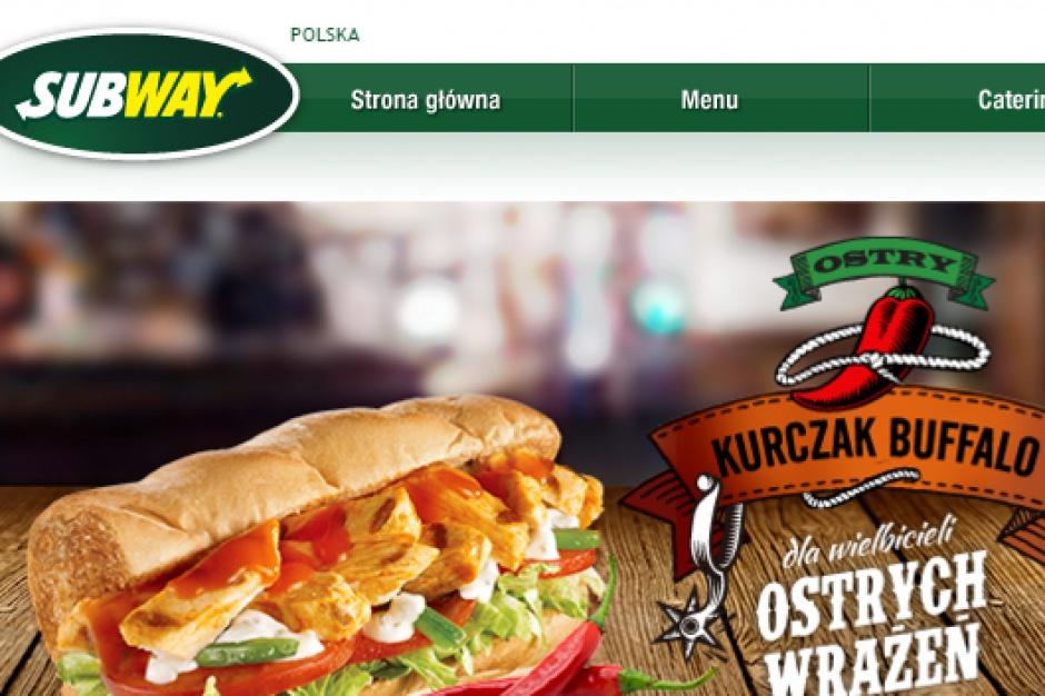 Subway będzie otwierał restauracje na stacjach paliw Lotos
