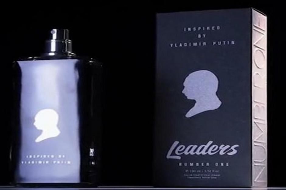 Na rynku pojawiły się perfumy inspirowane Władimirem Putinem