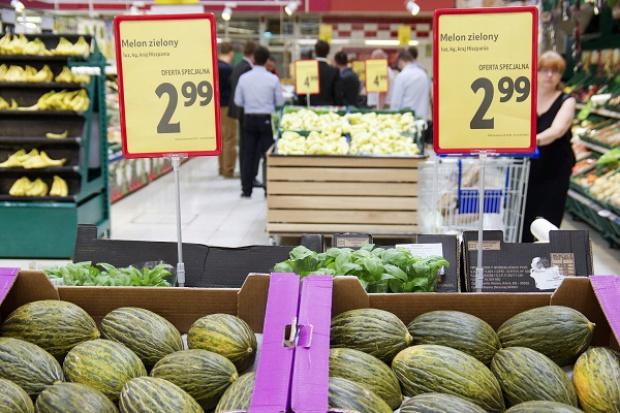Projekt ustawy o podatku od hipermarketów ma powstać w ciągu 10 dni
