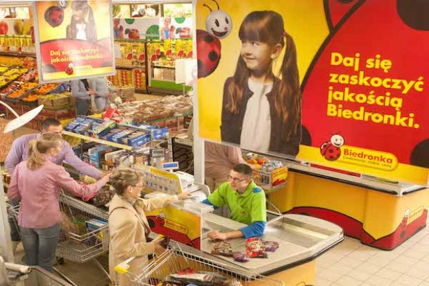 JM zamyka 2015 r. sprzedażą w wysokości 13,7 mld euro; Biedronka wygenerowała 9,2 mld euro