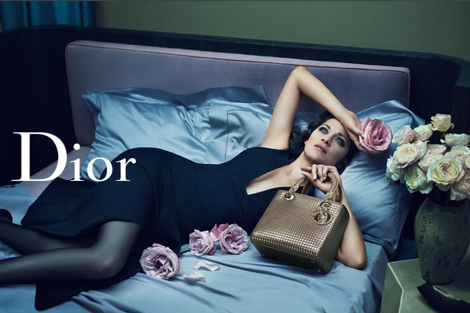 Luksusową torebkę Diora skradziono sprzątaczce Gazpromu