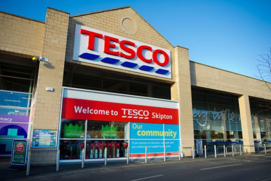 Grupa Tesco ze wzrostem sprzedaży LfL o 0,4 proc. Wielka Brytania notuje spadki