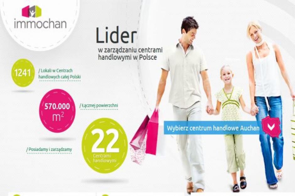 Były dyrektor generalny Auchan Polska pokieruje działem HR w Immochan