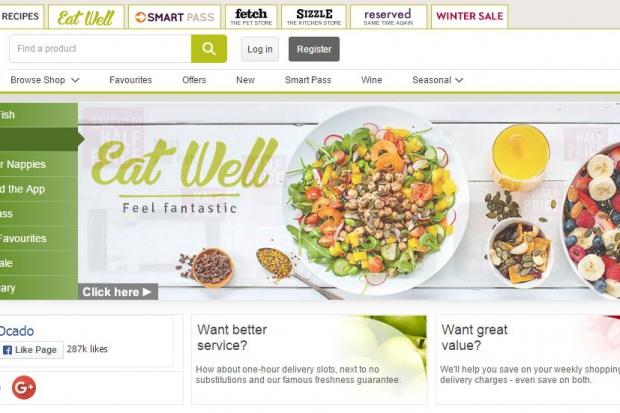 Amazon chce umocnić pozycję w Wielkiej Brytanii - spogląda na Ocado