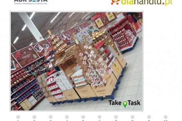 Wybierz najlepsze ekspozycje świąteczne w placówkach handlowych