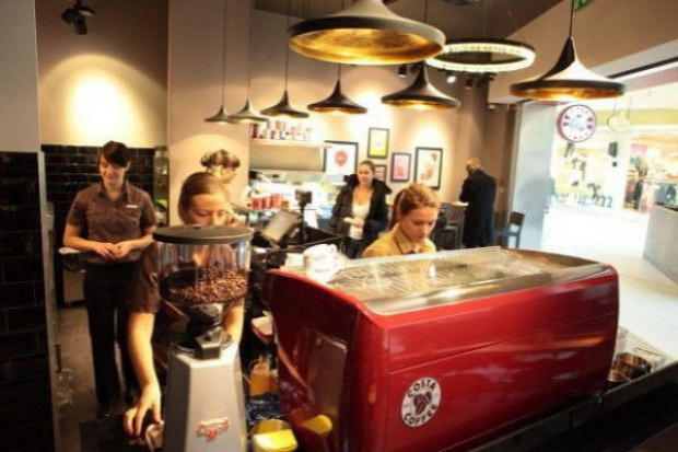Rynek sieciowych kawiarni jest warty około 500 mln zł