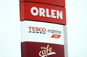 Stacje Orlenu bez sklepów Tesco