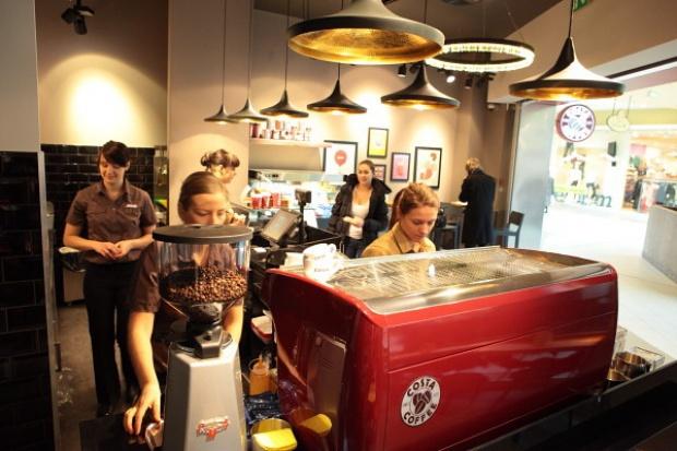 Sieciowe kawiarnie zapowiadają ekspansję na polskim rynku
