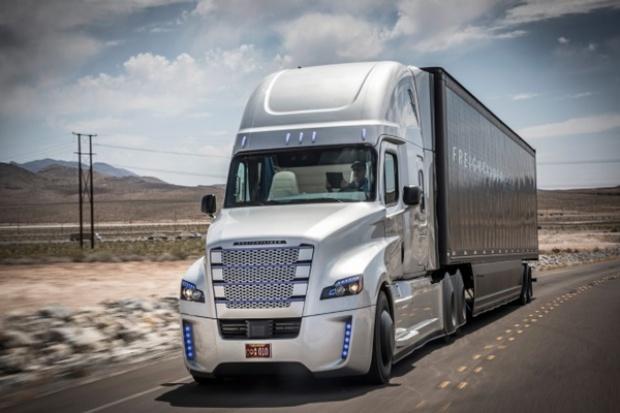 Google ma patent na autonomiczną ciężarówkę-paczkomat