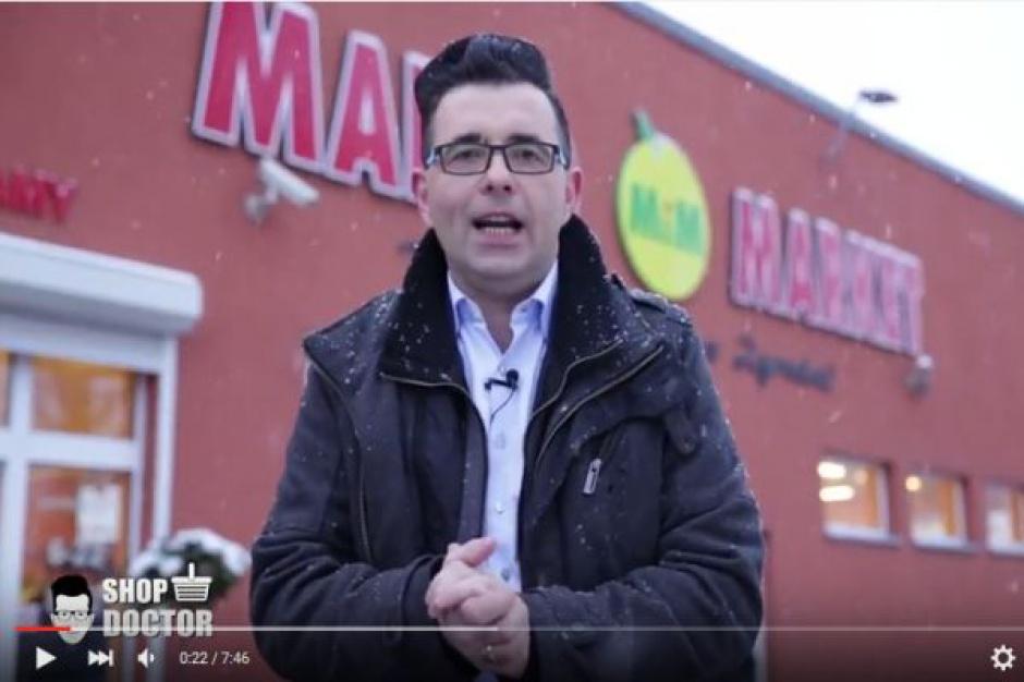 Shop Doctor w sklepie spożywczym - zobacz co zrobić, aby zwiekszyć sprzedaż (video)