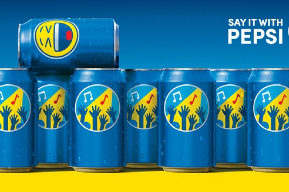 Pepsi wprowadzi puszki z emotikonami