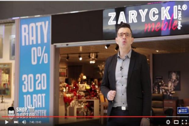 Shop Doctor w sklepie meblowym - zobacz co zrobić, aby zwiekszyć sprzedaż (video)