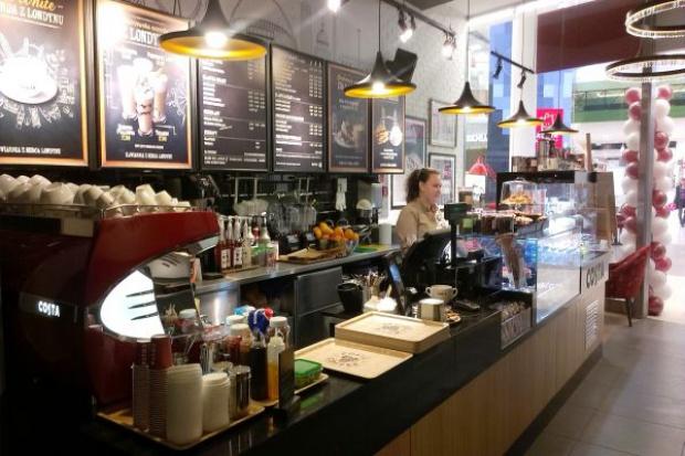 Costa Coffee chce otworzyć w tym roku minimum 20 nowych lokali