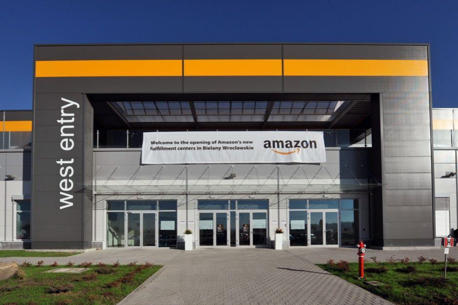 Amazon sprzedał centrum logistyczne w Bielanach Wrocławskich za 70 mln euro