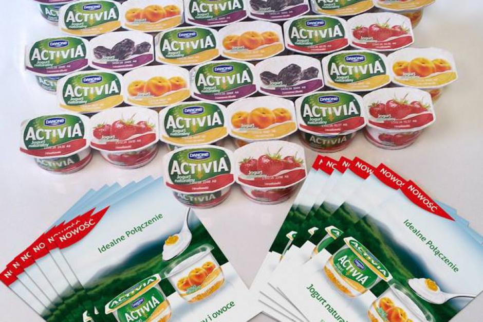 Danone rusza z kampanią marketingu rekomendacji dla marki Activia