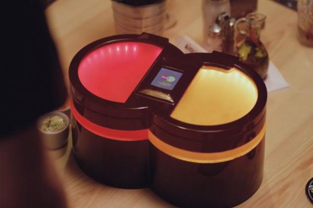 MasterCard Capsule - urządzenie, które rozwiąże problem uzależnienia od telefonów