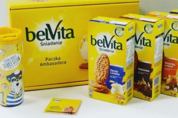 belVita stawia na marketing rekomendacji