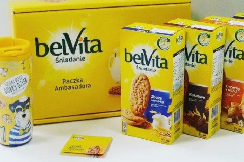 belVita stawia na marketing rekomendacji