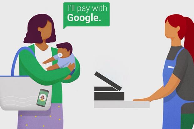 Google testuje cyfrowy portfel