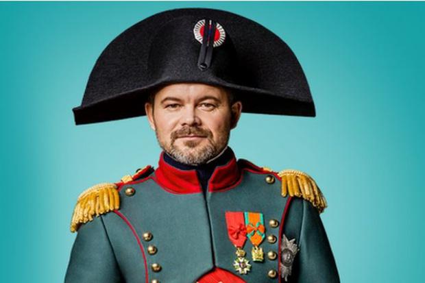Jacek Braciak w reklamach sieci Carrefour promuje wysoką jakość i niskie ceny