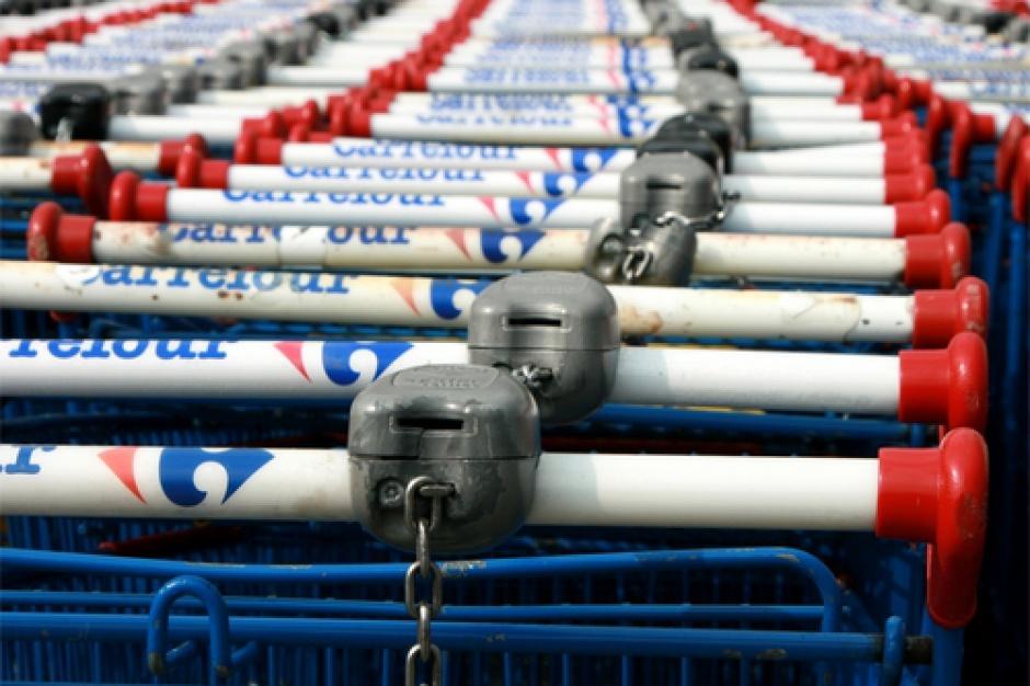Sprzedaż Carrefoura w Polsce niższa o 1 mln euro